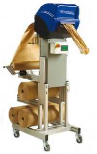 Maszyna do zgniatania papieru Geo100