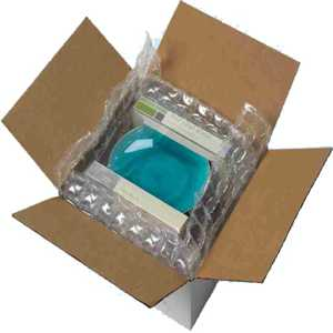 Pakowanie przy użyciu mat z powietrzem