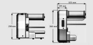 Parametry techniczne Mistral 5