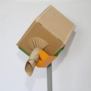 Papier do wypełniania paczek