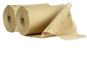 Rolki z ponacinanym papierem Wrap