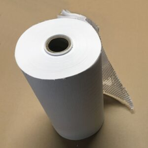 papier biały wrap