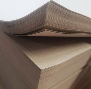 Papier w arkuszach